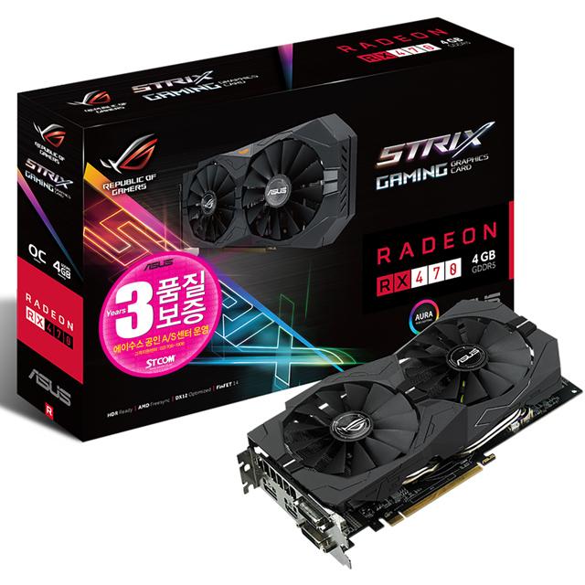 STRIX RX470 O4G 게이밍 STCOM 004