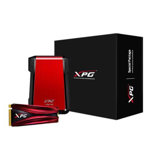 XPG GAMMIX S10 SSD Pack (256GB)_1